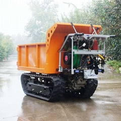 Mini Site Dumper Concrete Buggy