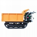 Mini Dumper Oil Palm Harvester transporter