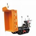 柴油森林消防履帶救援運輸車