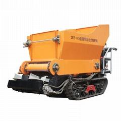 履带柴油自走式液压马达土肥撒肥机