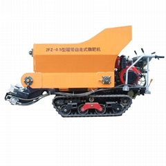 walk behind garden crawler fertilizer spreader (Hot Product - 1*)