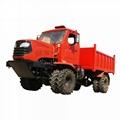 農用四驅棕櫚園折腰轉向運輸型拖