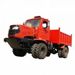 农用四驱棕榈园折腰转向运输型拖拉机 WY-5000