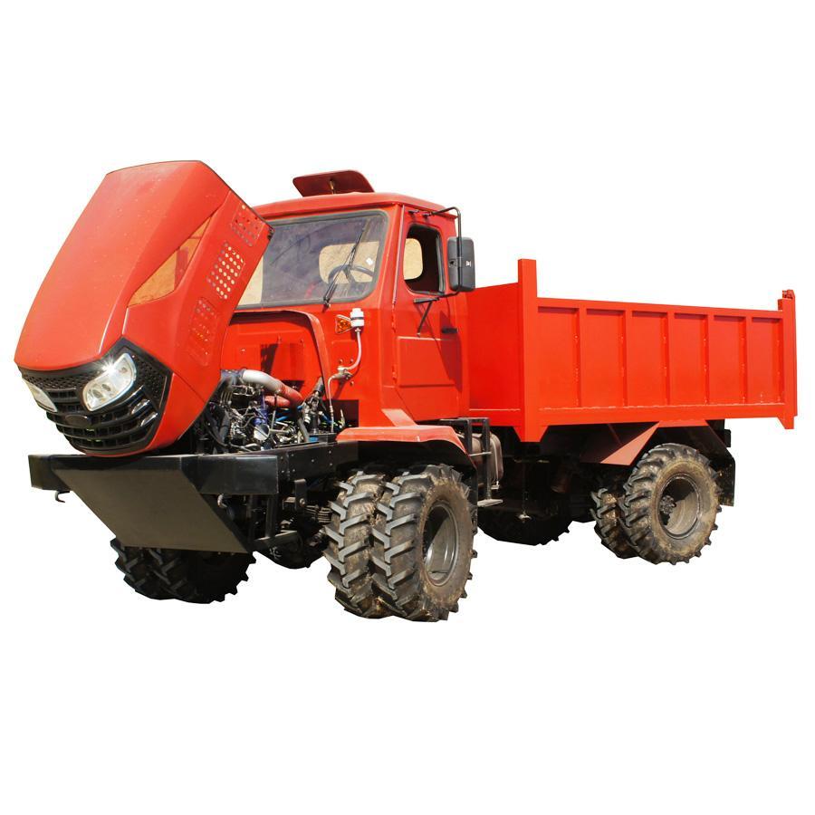 農用四驅棕櫚園折腰轉向運輸型拖拉機 WY-5000 1