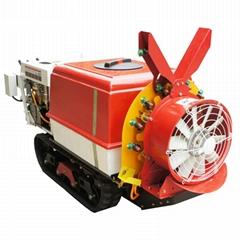 自走式履帶前置式風送噴霧機  3WF-350