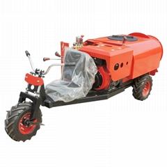 乘騎自走式果園風送噴霧機  3WZ-250B