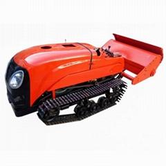 Mini multifunction crawler diesel engine tractor  GZ-120