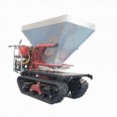 agriculture chemical fertilizer spreader machine