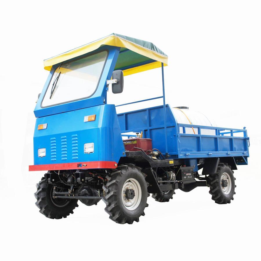 农用四驱轮式山地运输车  1