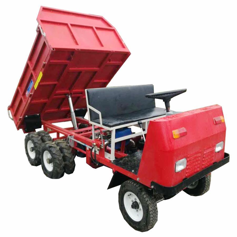 農用柴油山地搬運車  WL-600-8A 1