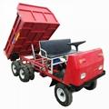 Agricultural diesel engine transporter