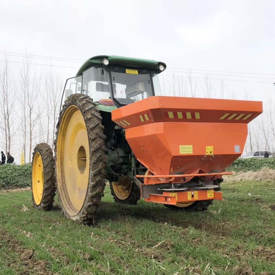 农场专用悬挂式圆盘撒肥机 13