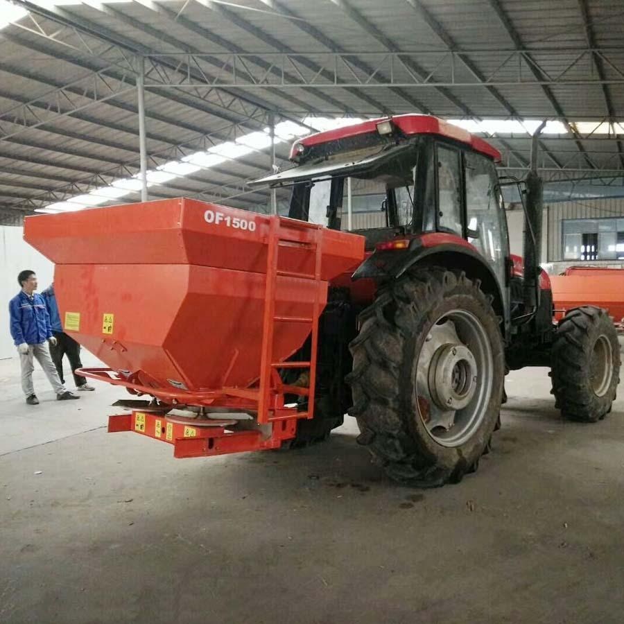 农场专用悬挂式圆盘撒肥机 14