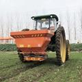 Agricultural tractor mounted fertilizer Spreader 10