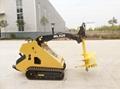 多功能迷你滑移裝載機 ML525 8