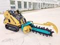 多功能迷你滑移裝載機 ML525 11