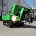 garden multifunction crawler tractor 7