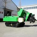 garden multifunction crawler tractor 8