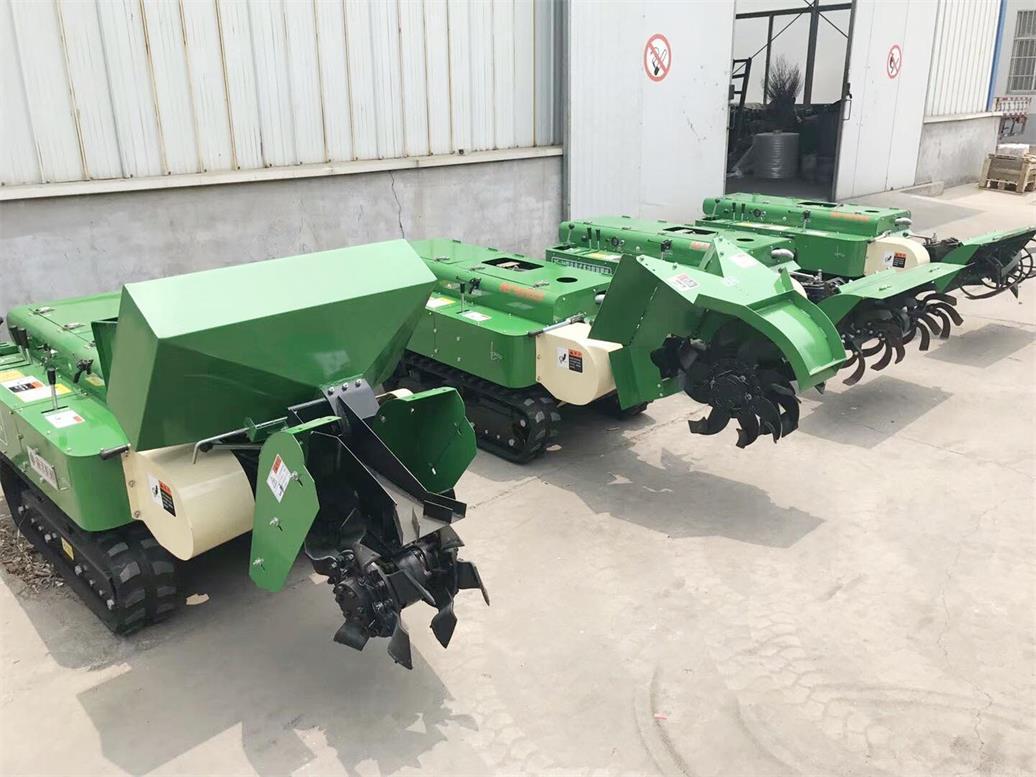 garden multifunction crawler tractor 12