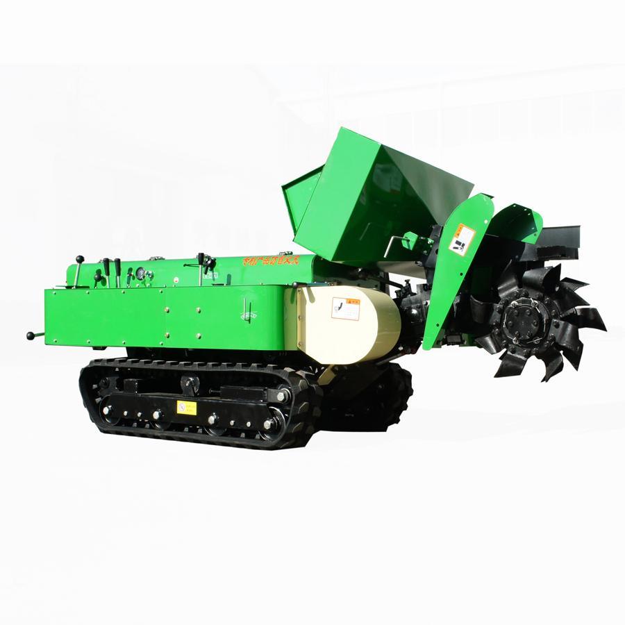 garden multifunction crawler tractor 2