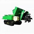 garden multifunction crawler tractor 6