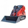 Mini skid steer loader ML525