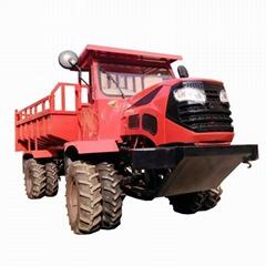 農用四驅輪式甘蔗運輸車