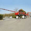 farmland self propelled boom sprayer