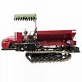 Crawler type Truck Muck Spreader for