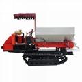 履带自走式大棚农家肥土肥撒肥机 1