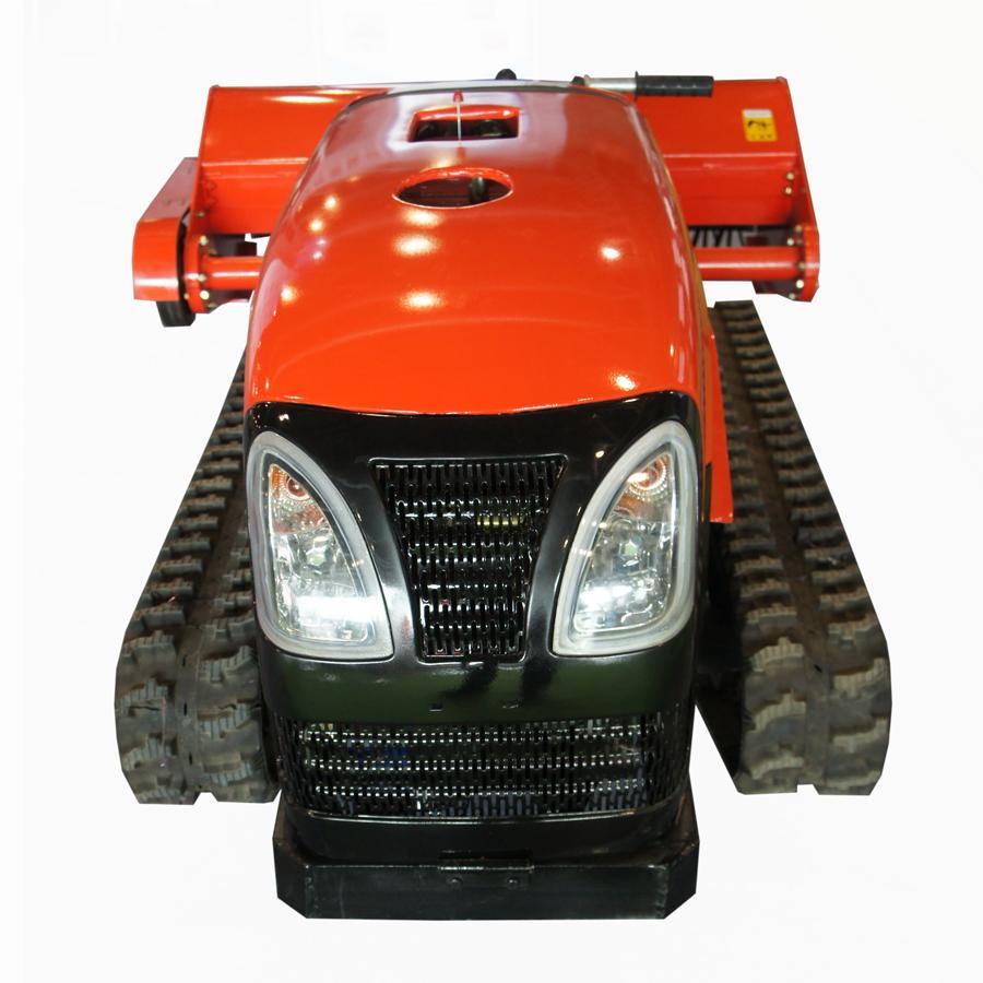 迷你履帶遙控多功能拖拉機-開溝機 7