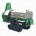 garden multifunction crawler tractor