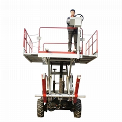 Agricultural  self popelled type garden work platform  WL-1300