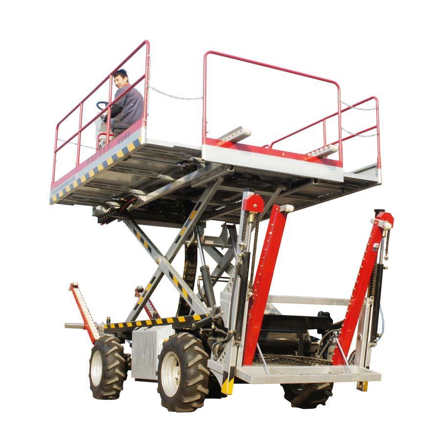 农用静液压四驱轮式果园液压升降作业工作平台  4PZ-160 1