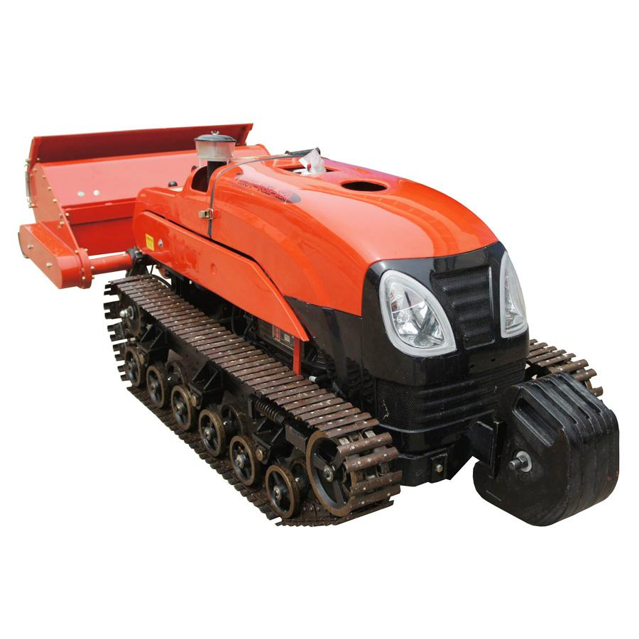 Multifunctional pastoral management machine with trencher