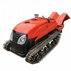 Mini multifunction crawler diesel engine tractor 1GZ-120