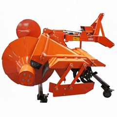 Single side Ridging machine bund maker