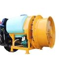 tractor trailer PTO drive orchard air blast power sprayer