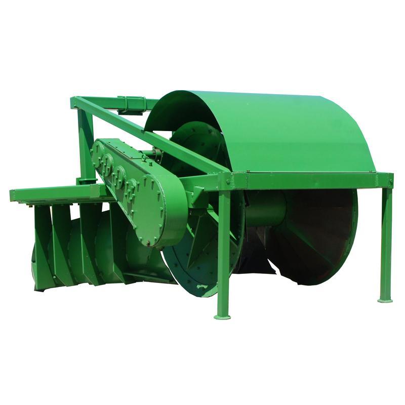 Ridging bund maker machine for rice field