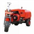 min three wheel orchard air blast power sprayer