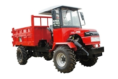4WD farm transporter diesel engine tractor