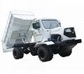 农用四驱棕榈园折腰转向运输型拖拉机 WY-5000 14