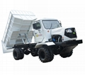 4WD Palm Garden wheel type transporter    14