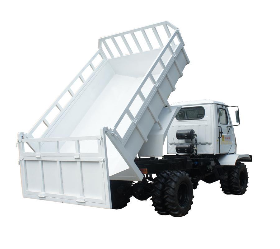农用四驱棕榈园折腰转向运输型拖拉机 WY-5000 15