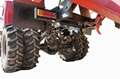 4WD Palm Garden wheel type transporter