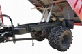 农用四驱棕榈园折腰转向运输型拖拉机 WY-5000 10