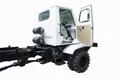 农用四驱棕榈园折腰转向运输型拖拉机 WY-5000 7