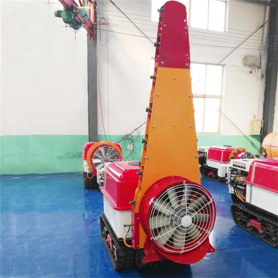 自走式履帶前置式風送噴霧機  3WF-350C 15