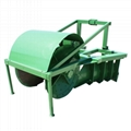 paddy filed double side ridger making machine
