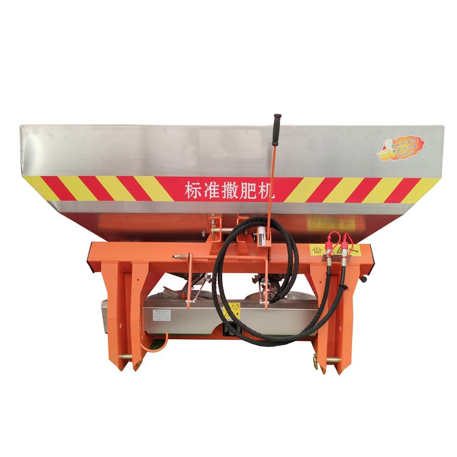 农场专用悬挂式圆盘撒肥机 4